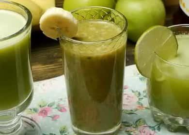 Три полезный варианта сока с сельдереем