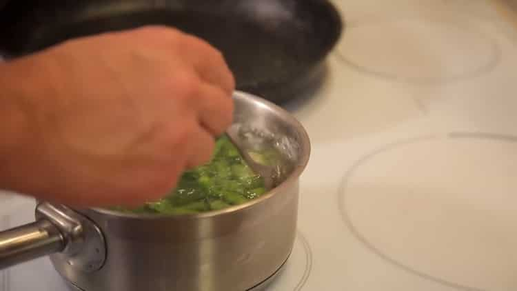 Как готовится спаржевая фасоль