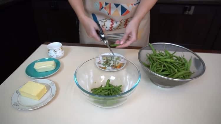 стручковая фасоль рецепты приготовления на сковороде
