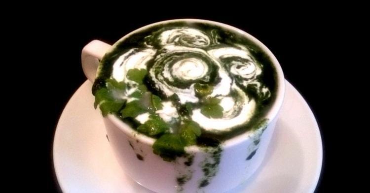 суп из шпината замороженного готов