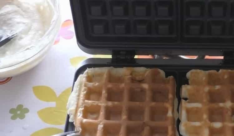 Как научиться готовить вкусные творожные вафли в мультипекаре