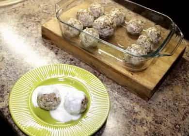 Как научиться готовить вкусные тефтели из куриного фарша с подливкой 