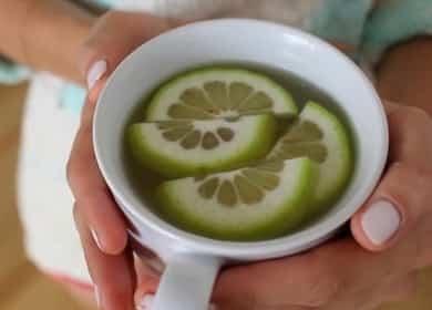 Рецепт приготовления вкусного чая с имбирем