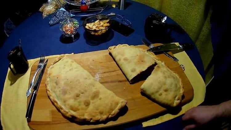 Печеные чебуреки в духовке по пошаговому рецепту с фото
