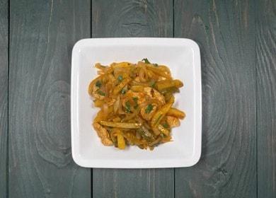 Азу из индейки с картофелем — сытное блюдо, которое придется по вкусу всем 🥘