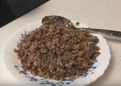 Вкусная гречневая каша на воде: готовим по пошаговому рецепту с фото.