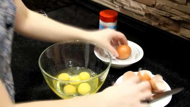 Для приготовления тортильи приготовьте залику