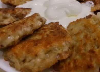 Вкусные котлеты из гречки - рецепт проще простого