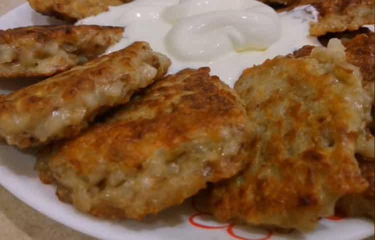 Вкусные котлеты из гречки по пошаговому рецепту с фото