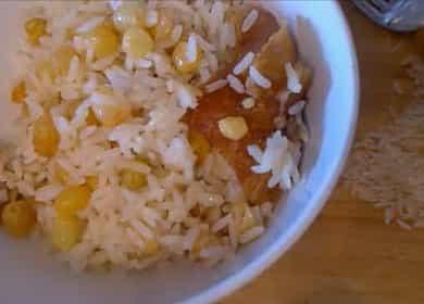 Как научиться готовить вкусную рисовую кашу с изюмом 