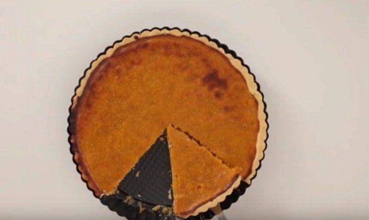 Попробуйте: американский тыквенный пирог это очень вкусно!