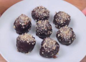 Готовим домашние конфеты ферреро роше по пошаговому рецепту с фото.