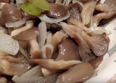 Универсальный маринад для грибов 🍄