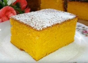 Готовим вкусный морковный пирог: рецепт с пошаговыми фото.