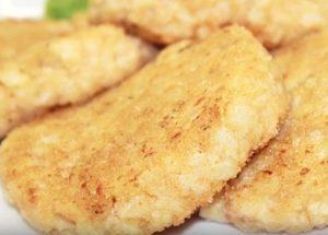 Готовим вкусные постные котлеты из цветной капусты по пошаговому рецепту с фото.