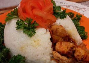 Готовим вкусный рис с мясом по пошаговому рецепту с фото.