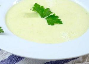 Готовим легкий суп-пюре из цветной капусты по пошаговому рецепту с фото.
