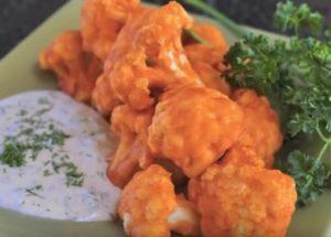 Пикантная цветная капуста в кляре: готовим по пошаговому рецепту с фото.