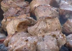 Готовим вкуснейший шашлык по-армянски по пошаговому рецепту с фото.