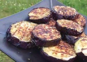 Готовим баклажаны на гриле по пошаговому рецепту с фото.