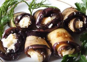 Гоовим вкуснейшие баклажаны с сыром и чесноком по пошаговому рецепту с фото.