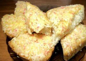 Бутерброды с крабовыми палочками: пошаговый рецепт с фото