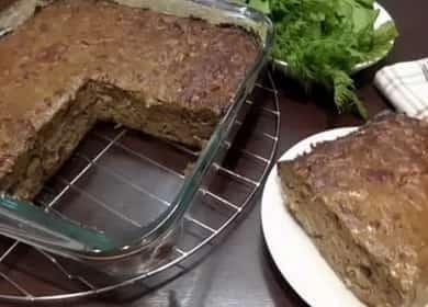 Как научиться готовить вкусную запеканку из печени 