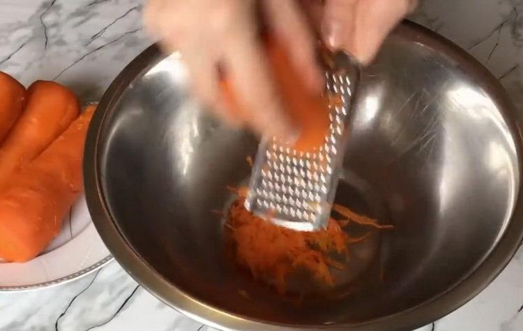 морковные котлеты рецепт