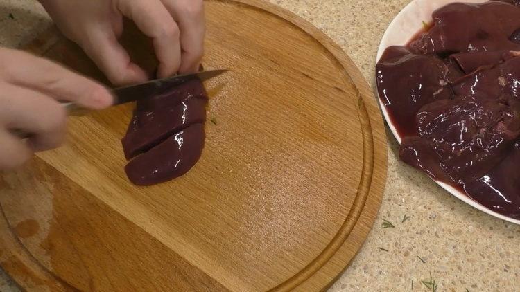 печень индейки рецепты