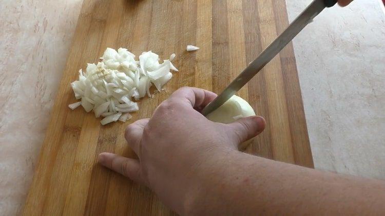 Как готовится подлива из печени