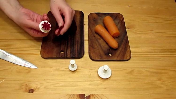 Для приготовления блюда подготовьте украшения