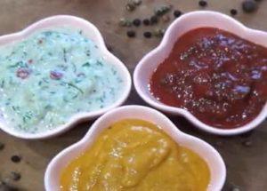 Соус для шашлыка по пошаговому рецепту с фото