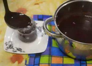 Вкусный соус из красной смородины к мясу