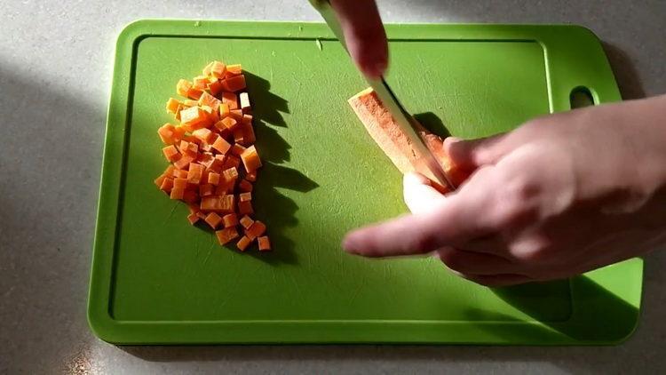 Готовим суп из цветной капусты