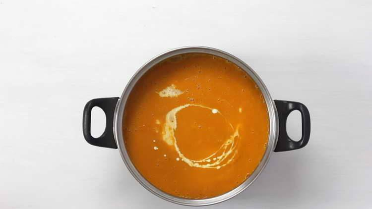 тыквенный суп пюре классический рецепт