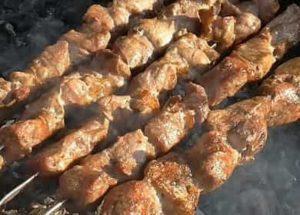 шашлык на минералке из свинины рецепт