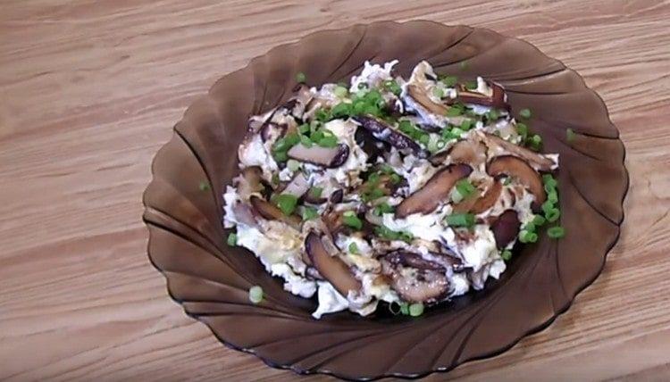 грибы шиитаке, как видите, готовятся быстро и просто.