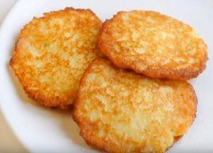 Готовим вкусные картофельные драники рецепт классический с пошаговыми фото.