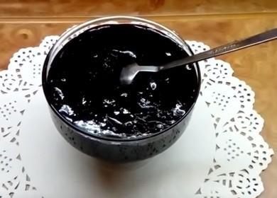 Самый простой рецепт 諾 желе из черной смородины