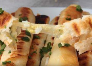 Очень вкусная закуска из лаваша: готовим по пошаговому рецепту с фото.