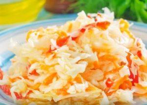 Очень вкусная капуста провансаль быстрого приготовления: рецепт с пошаговыми фото и советами.