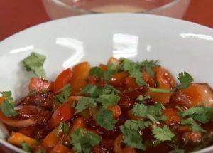 Китайская кухня и ее особенности: рецепт приготовления свинины в кисло-сладком соусе, пошаговые фото.