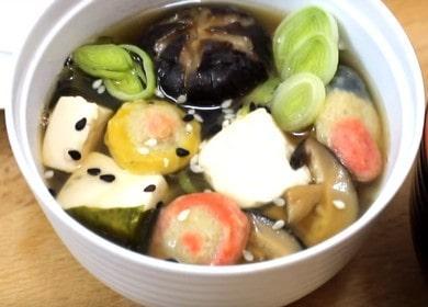 Мисо суп — все секреты 諾 приготовления