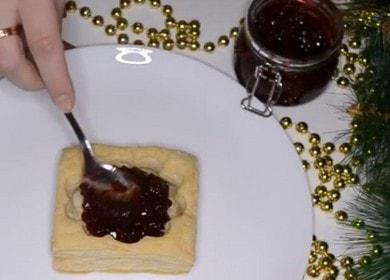 Рецепт рождественского варенья из брусники за пять минут 參