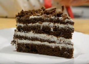 Готовим вкуснейший торт Черный принц по пошаговому рецепту с фото.