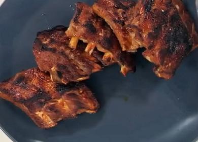 Нежнейшие свиные ребрышки в духовке 🥝
