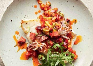 Вегетарианские блюда по рецептам 諾 от Гордона Рамзи