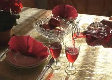 Домашнее вино 🥝 из красной смородины