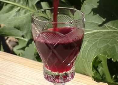 Вкусное вино из черной 諾 смородины
