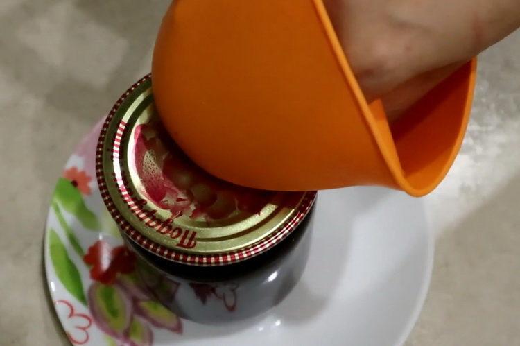 Божественный джем из красной смородины